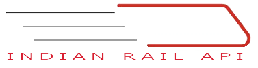 Home Page - INDIAN RAIL API